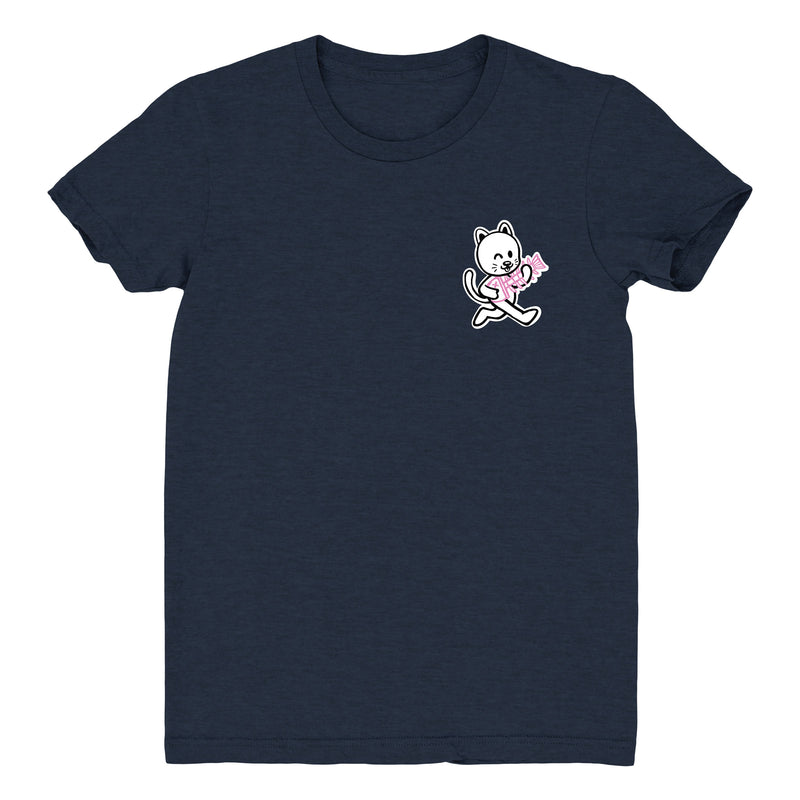 Acoustic Kitten (Pocket) - Women's Tee