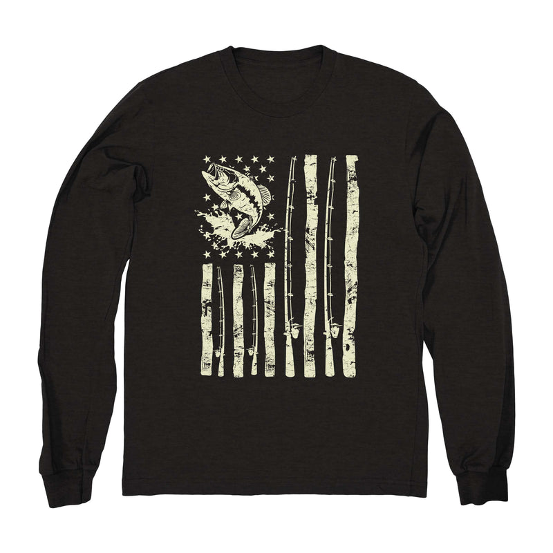 Fishing Flag - Long Sleeve