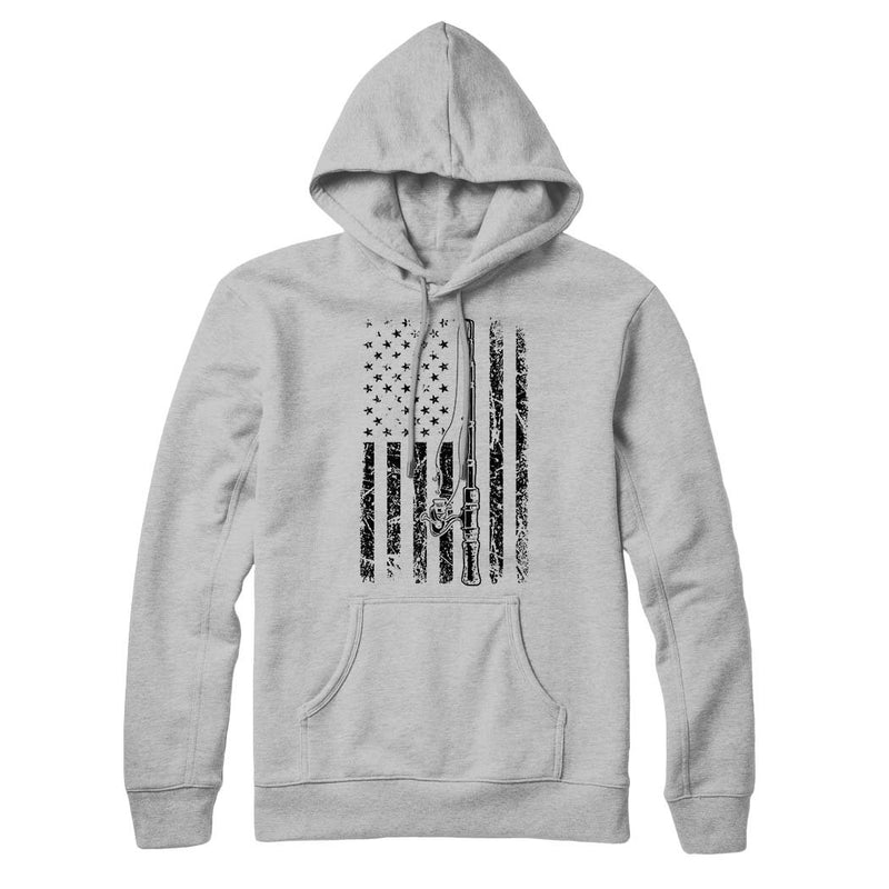 Fishing Flag (1 Pole) - Hoodie