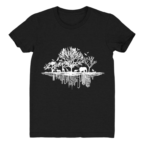 Animal City - Women's Tee