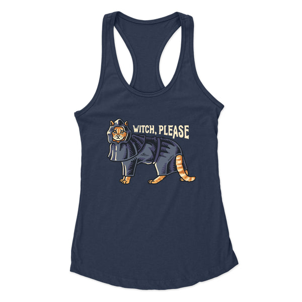 Witch Please - Racerback Tank