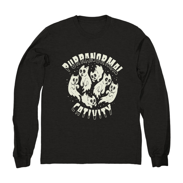 Purranormal Cativity - Long Sleeve