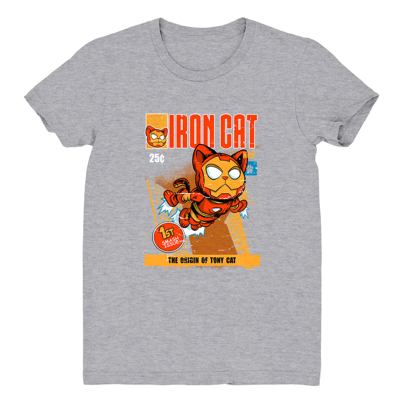 Iron Cat - Women's Tee