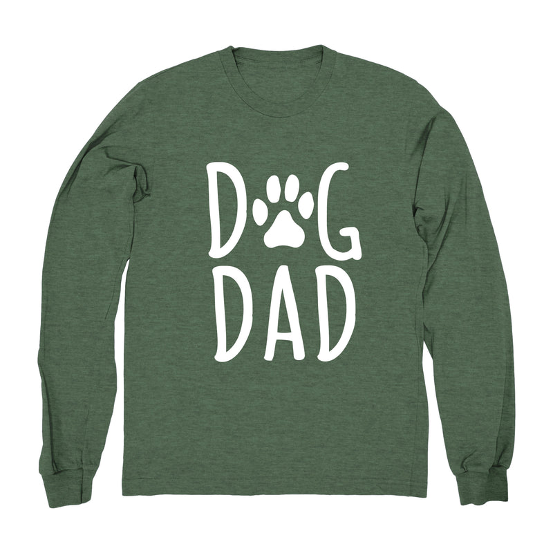Dog Dad - Long Sleeve