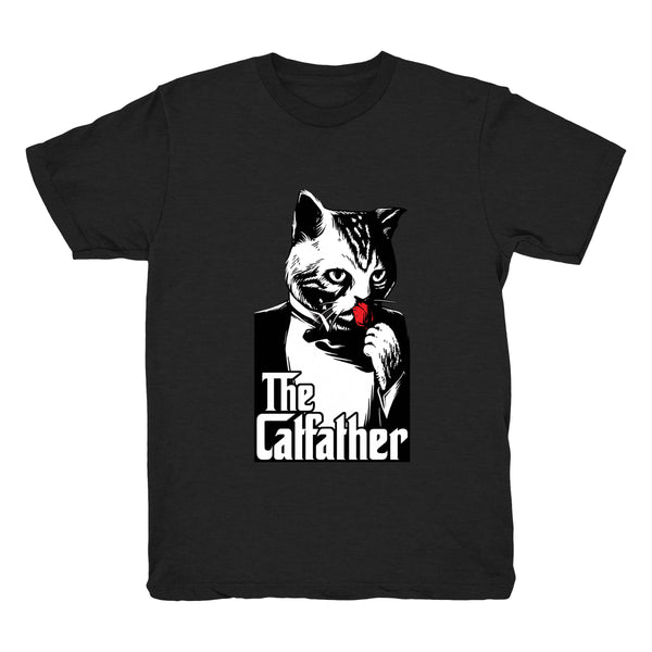 The Catfather - Tee