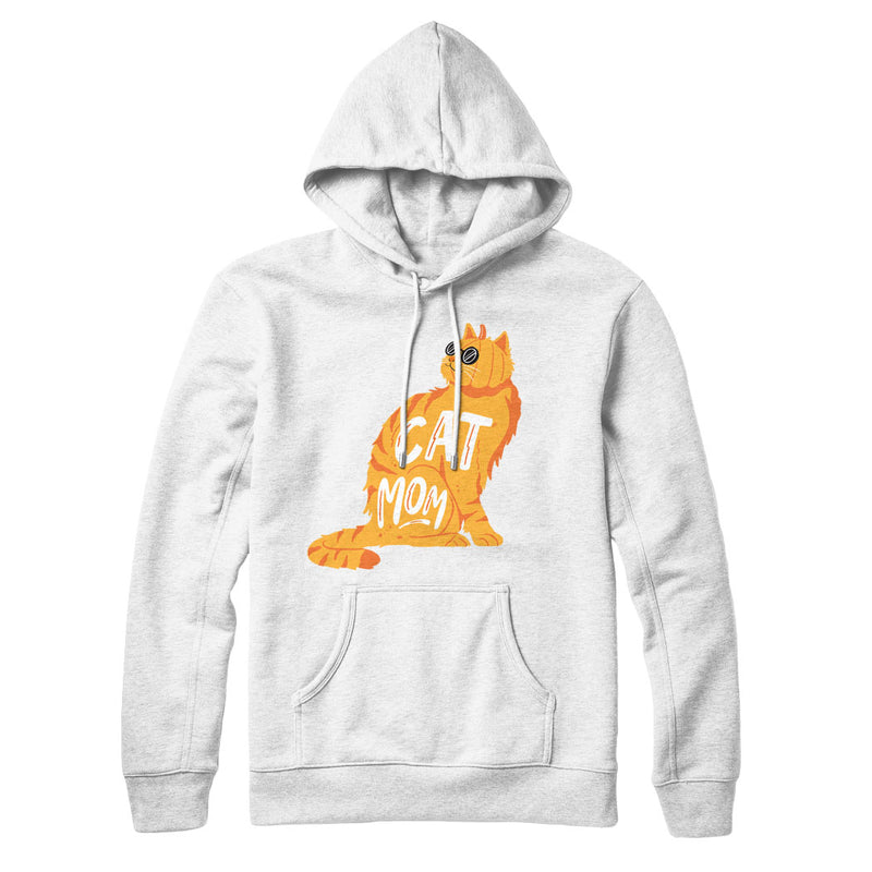 Cat Mom Pumpkin Edition - Hoodie