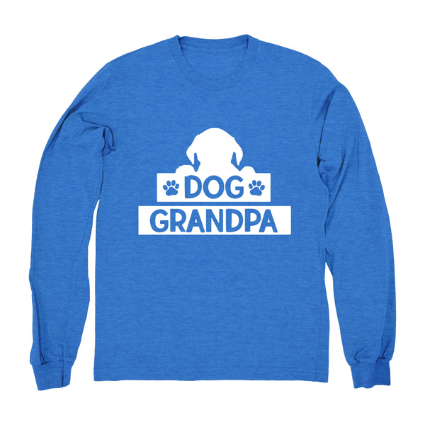 Dog Grandpa - Long Sleeve