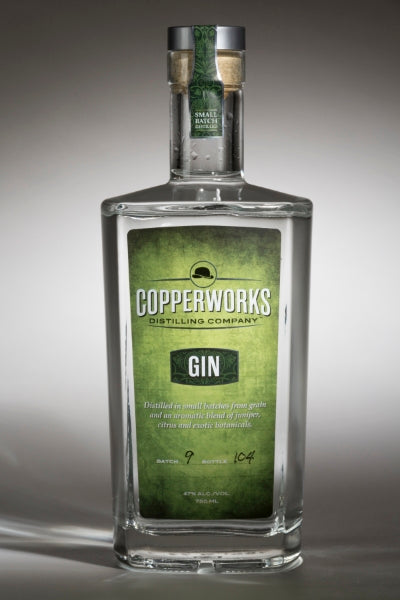 Distillery Nation Podcast #04 - CopperWorks Distilling