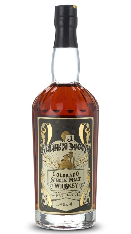 The Distillery Nation Podcast #060 - Golden Moon Distillery