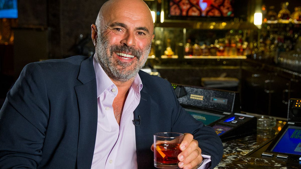 The Distillery Nation Podcast - Tony Abou-Ganim