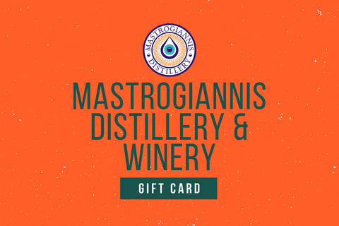 Mastrogiannis Distillery & Winery Gift Card