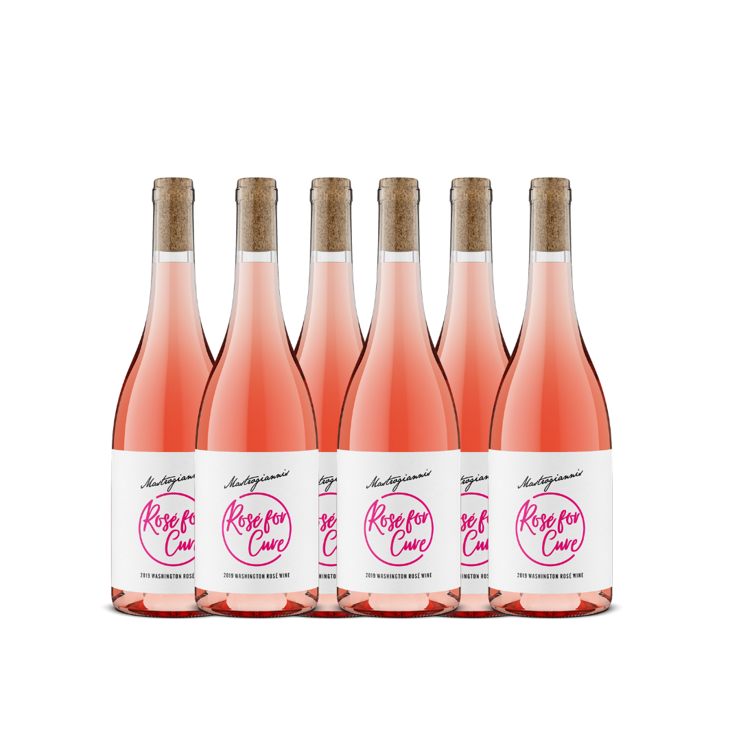 Mastrogiannis Rosé for Cure
