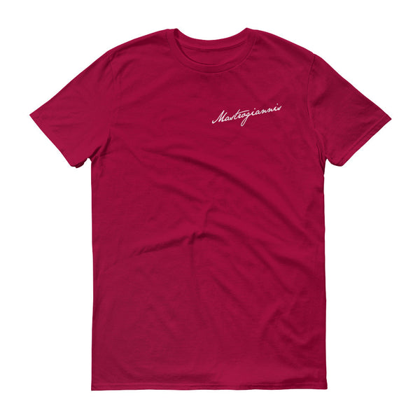 Mastrogiannis Signature - Men's Short sleeve t-shirt