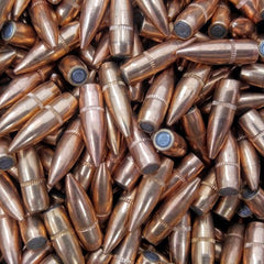 .224 (5.56) 55 Grain FMJ Boat Tail Bullets
