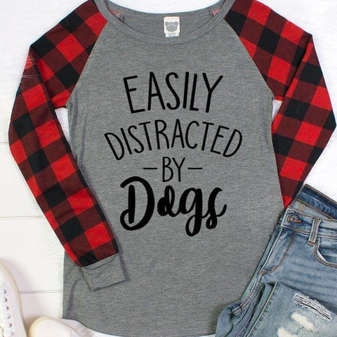 Distracted by Dogs Top