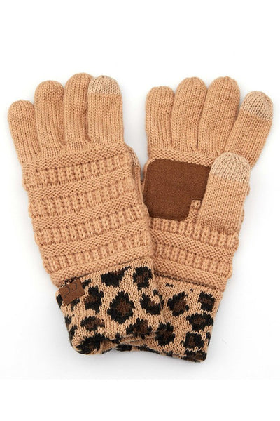 C.C. Exclusives Gloves-with Smart Tip