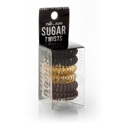 Sugar Twists Hair Ties