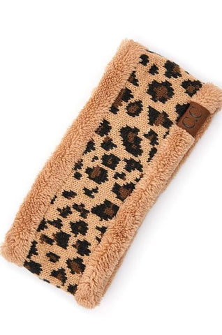 CC Headwrap (Animal Print)