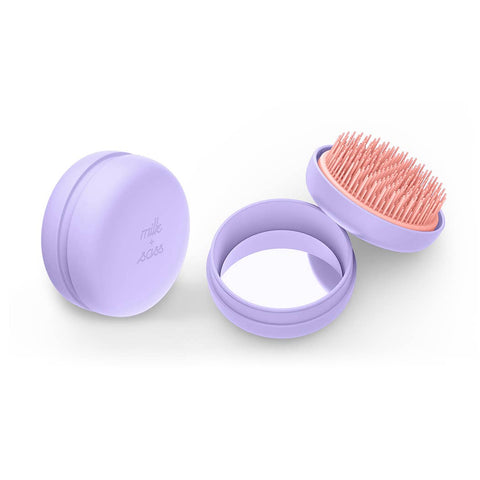 Macaron for Hair - Travel Size Detailing Hairbrush