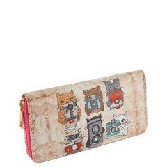 Kitties with Cameras Wallet