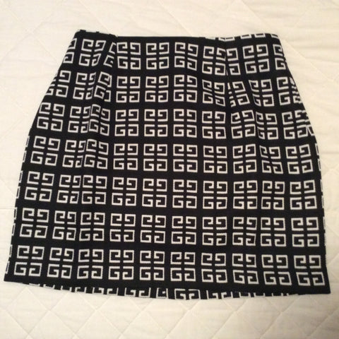 Skirt- Geo Shift Design Skirt