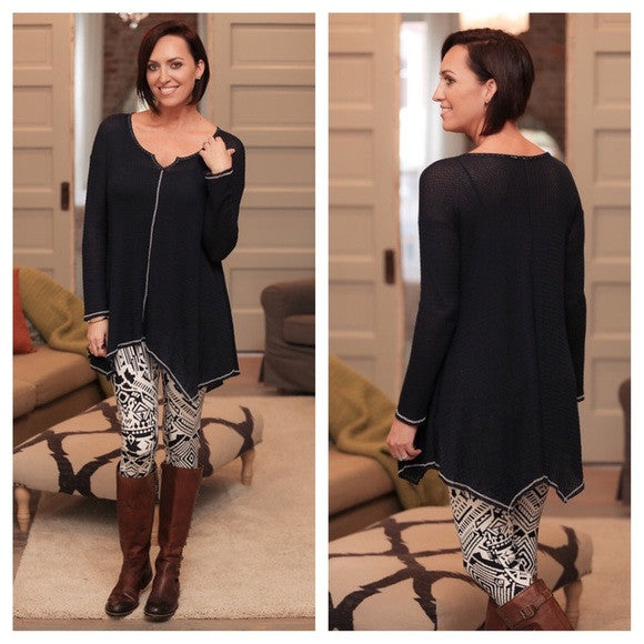 Thermal Style Tunic