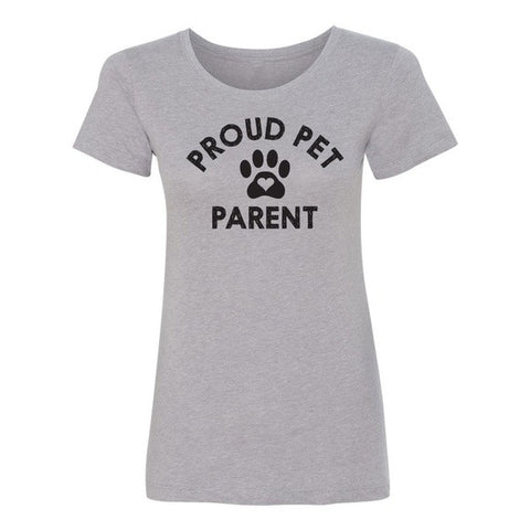 T-Shirt (Pet Parent) (Fitted)