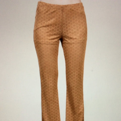 Pants- Suede Bell Bottom Pants