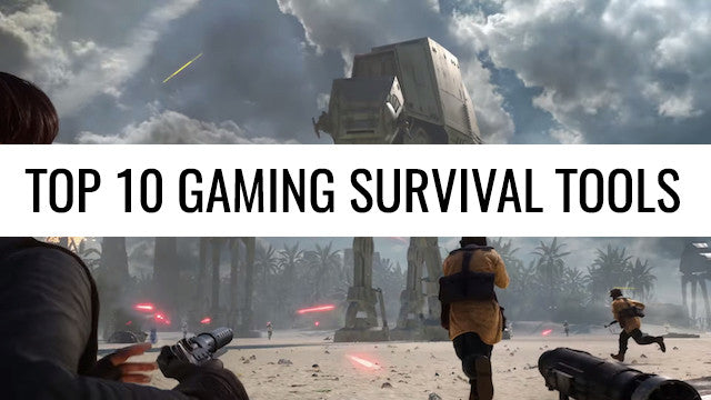 PC Gaming Survival Top 10 Must Have Gaming Tools