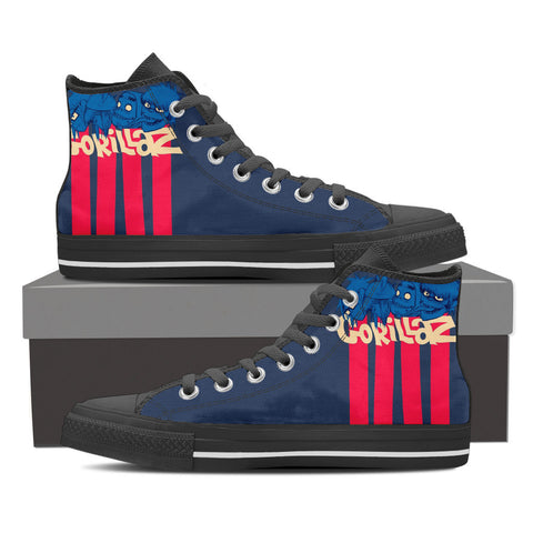 ROC | KIKs Gorillaz Red Stripe Black