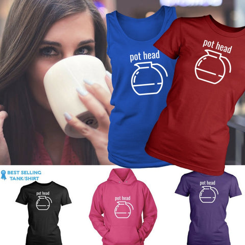 "Best Selling ""Coffee Addict"" Shirt"