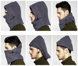 Thermal Fleece Balaclava Hoodie Free + Shipping