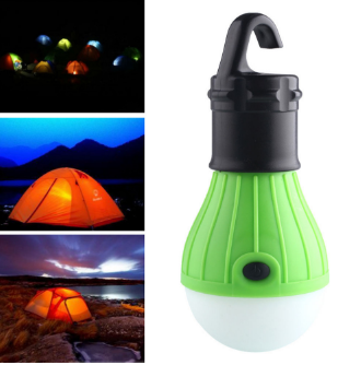 Multi-function LED Night Emergency Tent & Camping Hanging Lamp