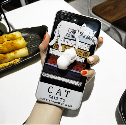 3D Cute Soft Silicone Squishy Samsung Galaxy Case