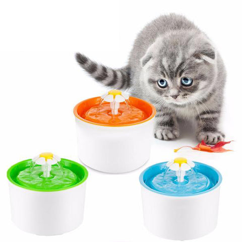 50% Off Sale Kitty Fountain Flash Saie!