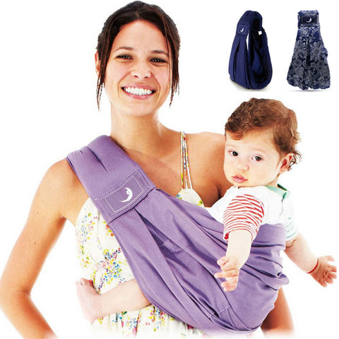 High Quality Organic Cotton | Baby Breast Feeding Sling | Carrying Pouch
