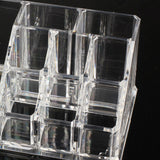Beauty Professional | Transparent Desk Makeup Organizer Case | Drawer Insert