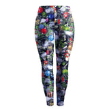 New Winter 2016 | Womens Holiday Print Fashion Leggings