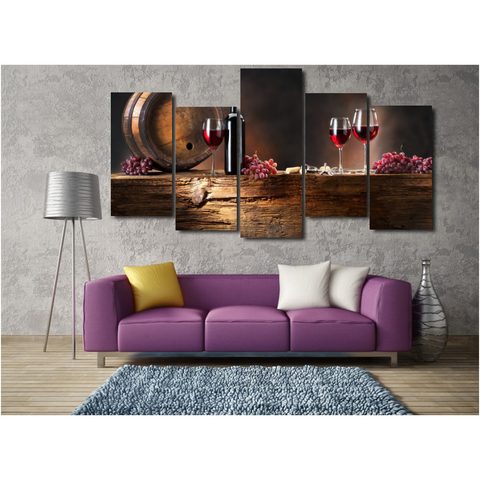 Wine Lovers Wall Art