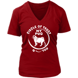Best Selling Pug Circle Of Trust Shirt