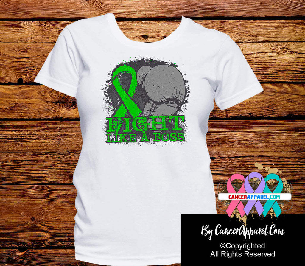 Adrenal Cancer Fight Like a Boss Shirts