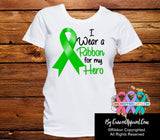 Bile Duct Cancer For My Hero Shirts