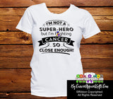 Bladder Cancer Not a Super-Hero Shirts