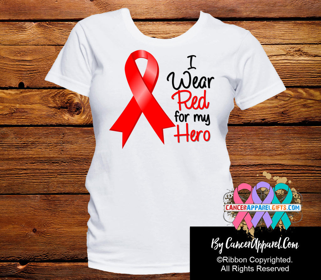 Blood Cancer For My Hero Shirts