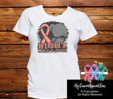 Endometrial Cancer Fight Like a Boss Shirts
