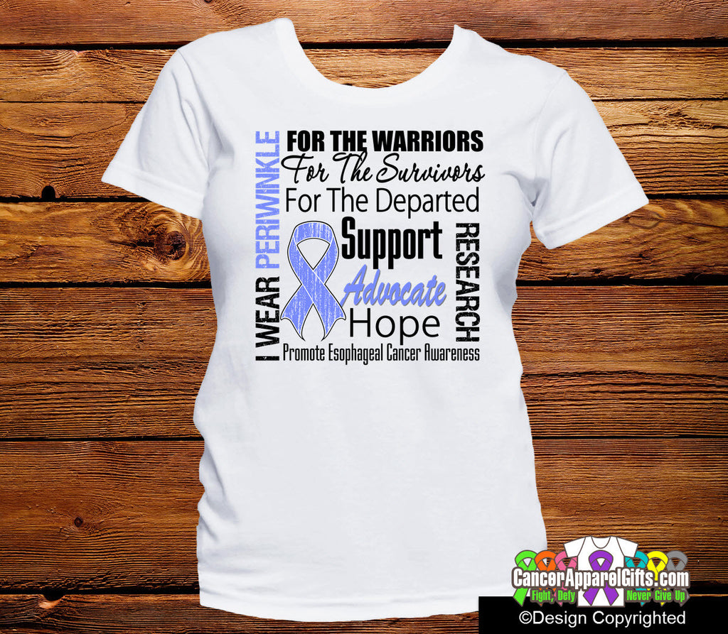 Esophageal Cancer Tribute Shirts