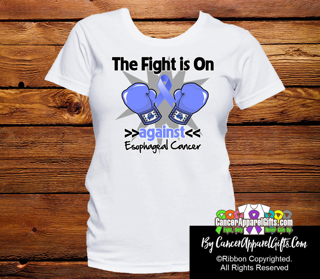 Esophageal Cancer The Fight is On Shirts