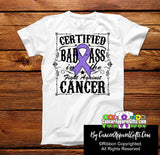 Hodgkins Lymphoma Certified Bad Ass In The Fight Shirts