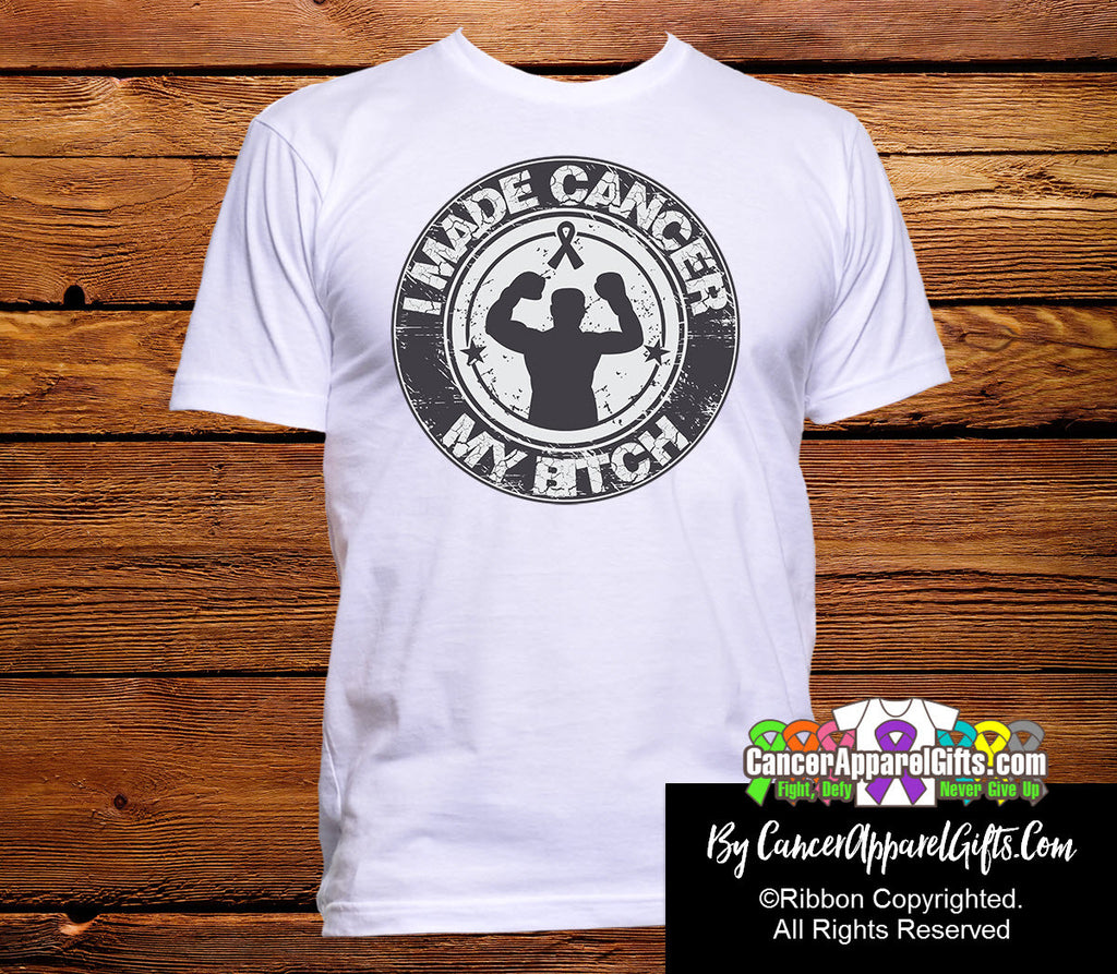 I Made Cancer My Bitch Shirts With Boxing Champ