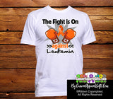 Kidney Cancer The Fight is On Men Shirts
